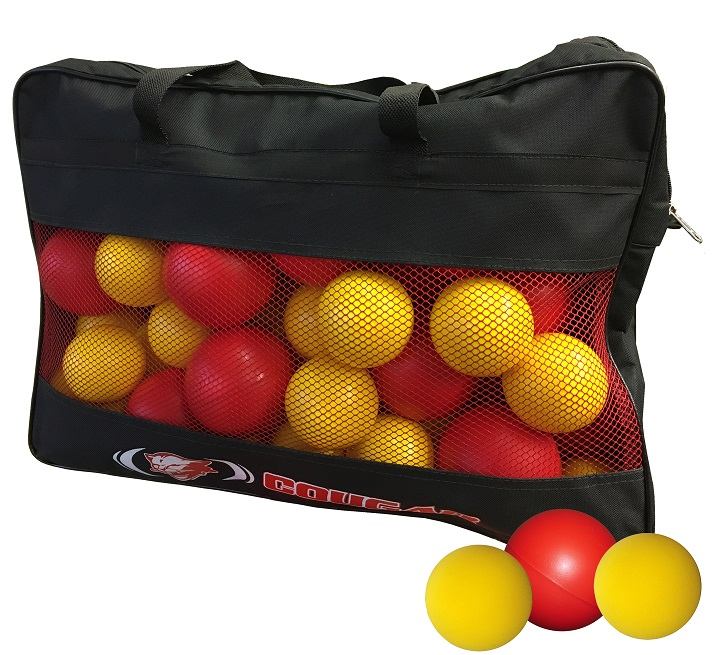 Softball-Set mit Tasche