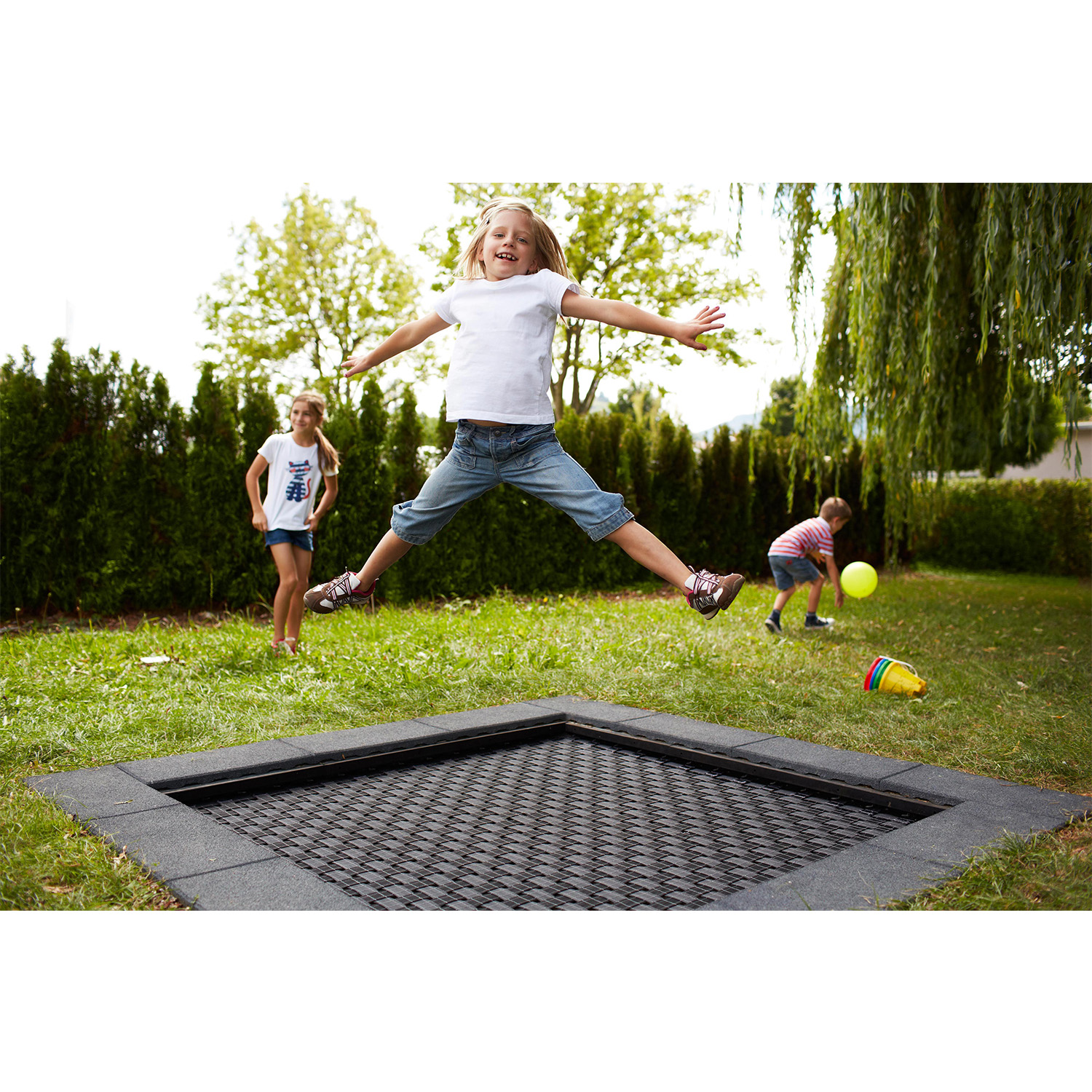 "Kids Trampolin ""Playground XL"""