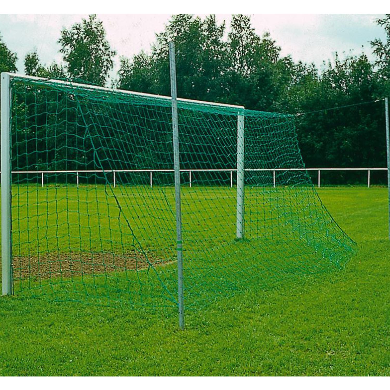 Fußballtor, in Bodenhülsen