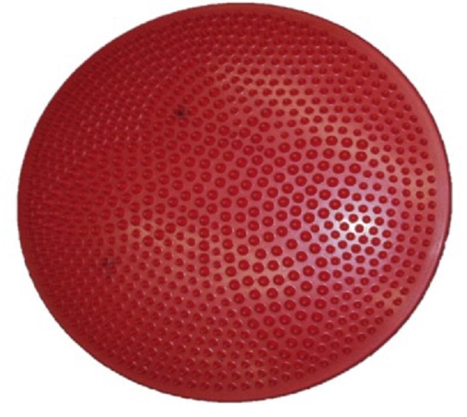 Ball/Sitzkissen 33 cm rot