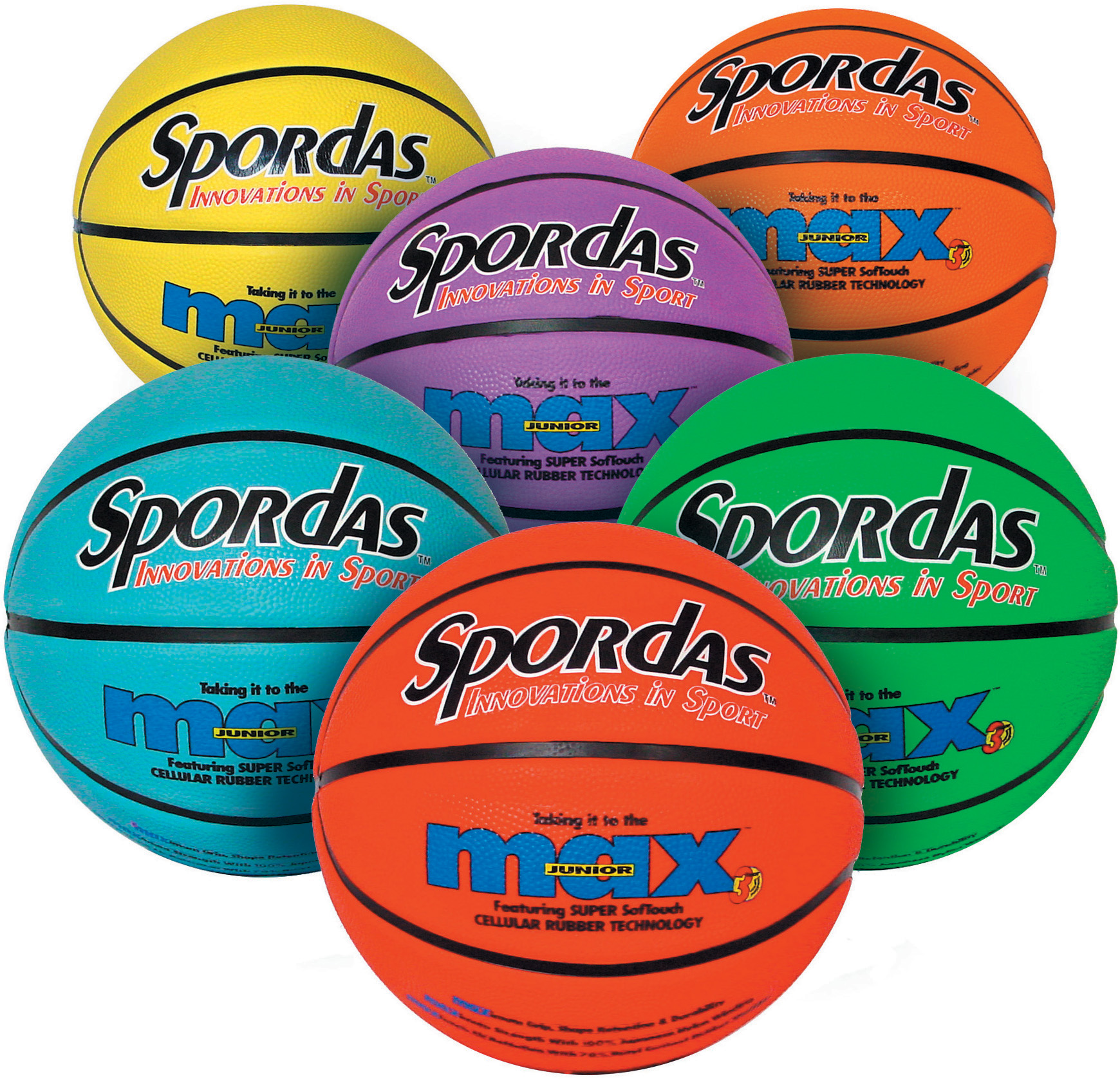 "Basketball ""Spordas Max"""