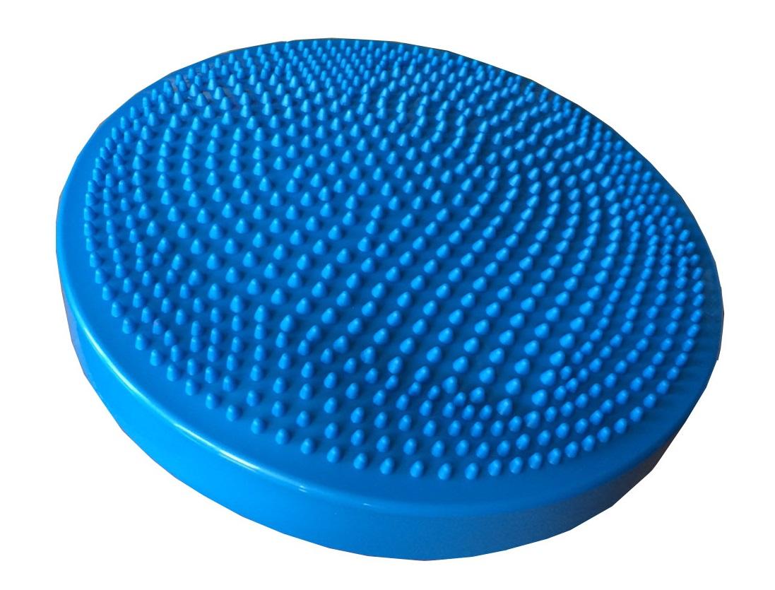 Ball/Sitzkissen 33 cm blau
