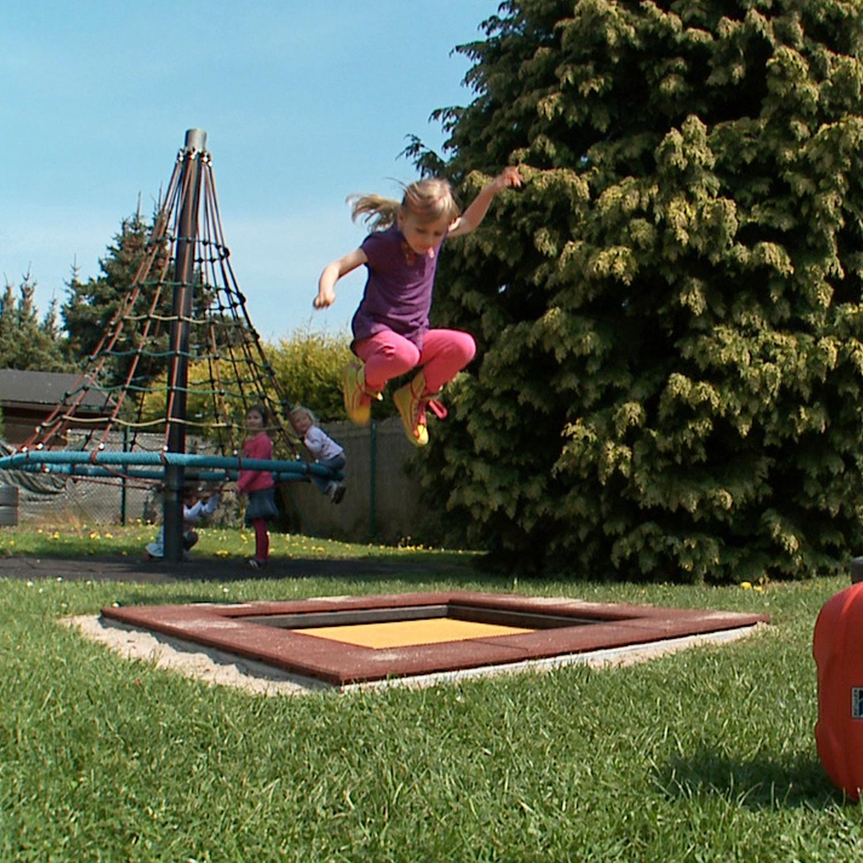 "Kids Trampolin ""Playground"""