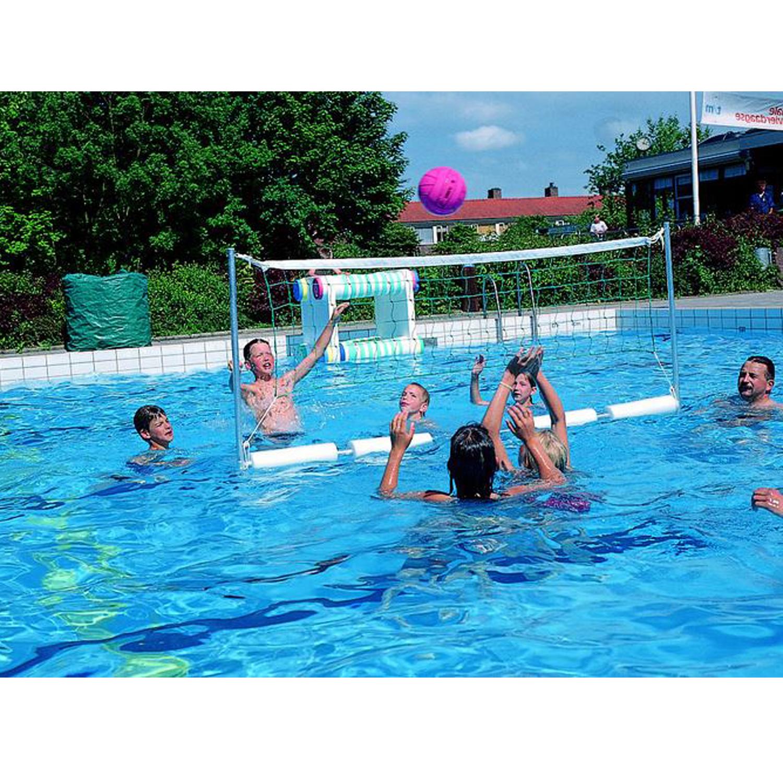 Wasser-Volleyball-Spiel