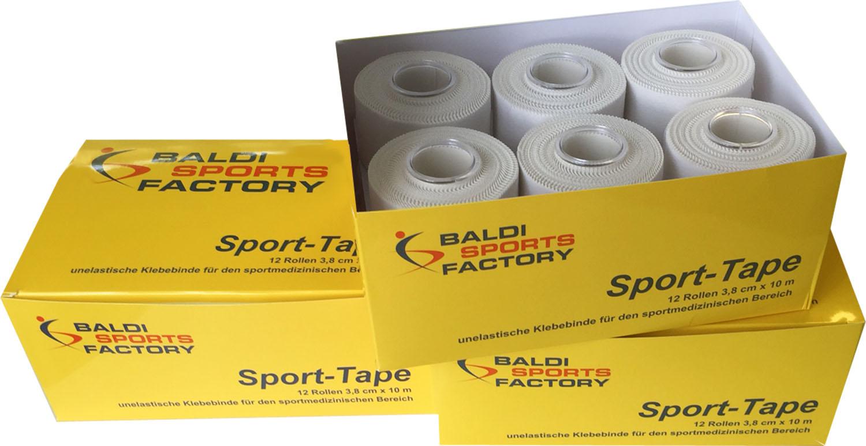 Sport-Tape-Set 3,8 cm x 10 m
