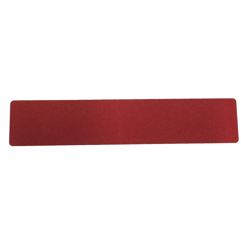 Bodenmarkierung Linie rot