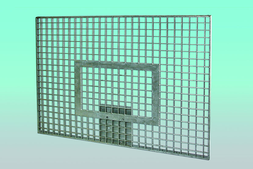 BB-Zielbrett Gitter, 180x105 cm