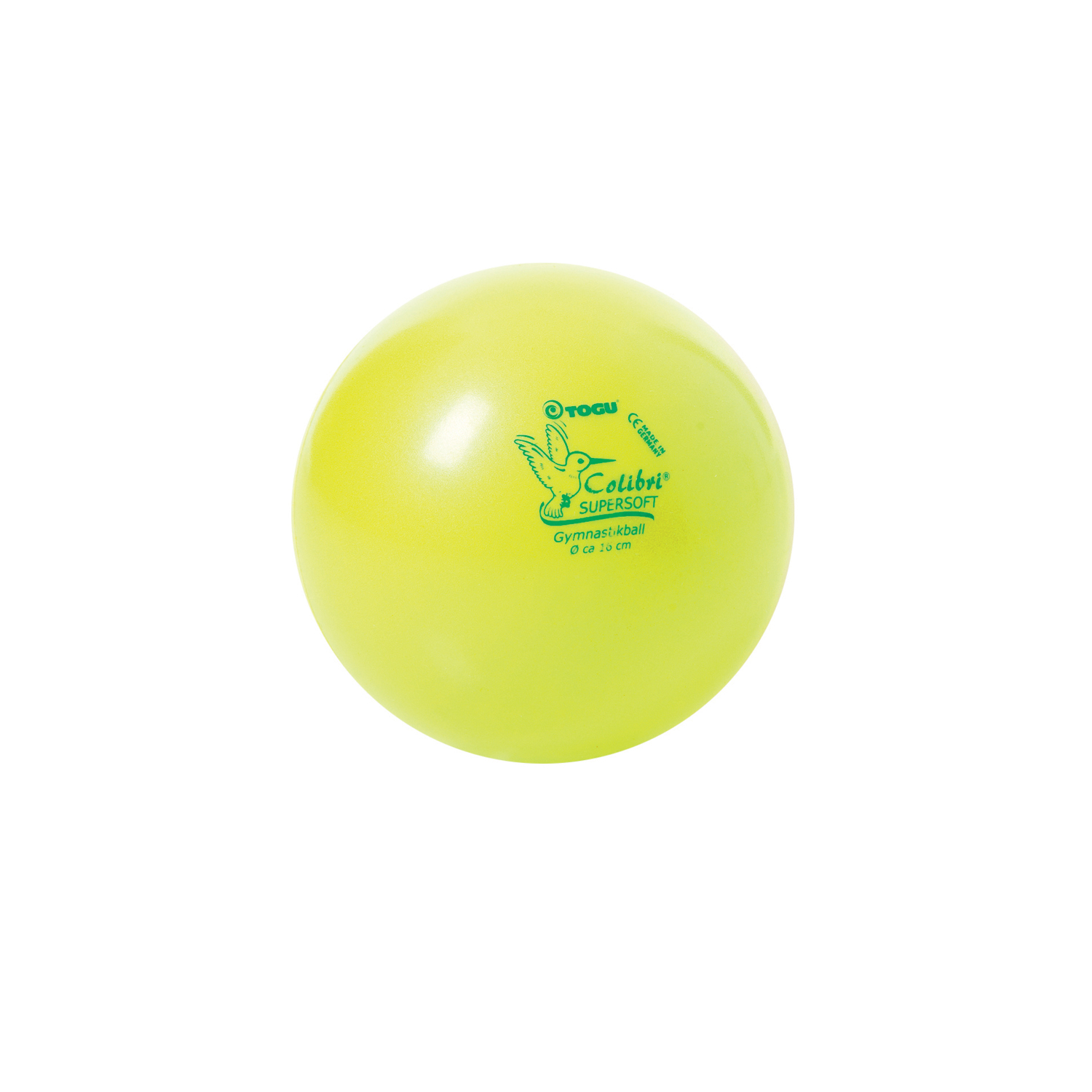 Colibri Supersoft Gymnastikball
