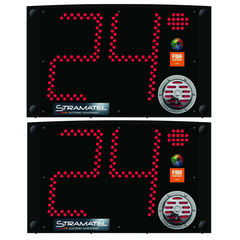 Basketball-24-Sekunden-Anlage