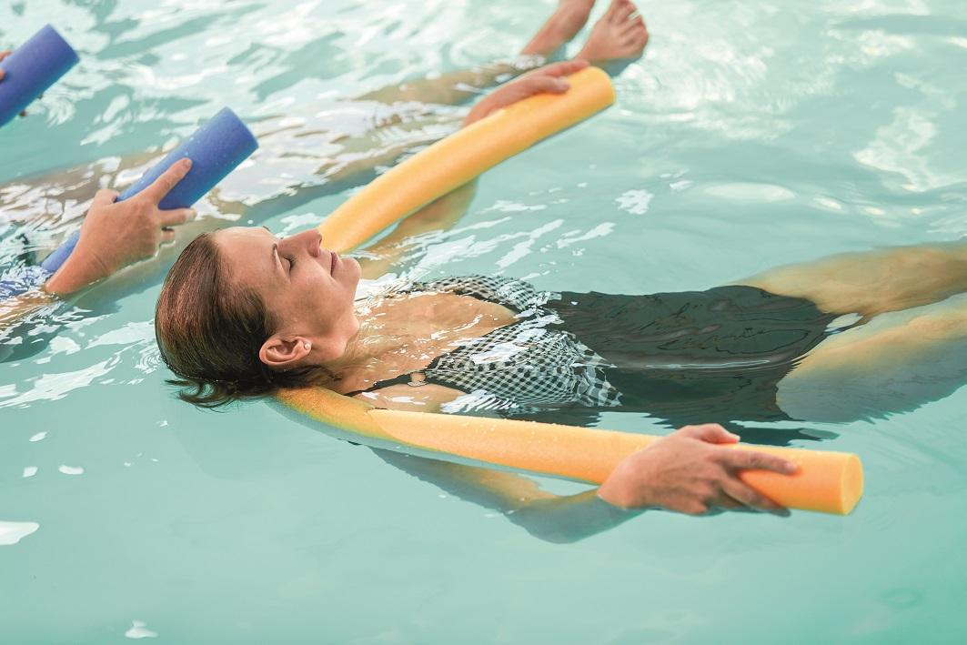 Schwimmstange