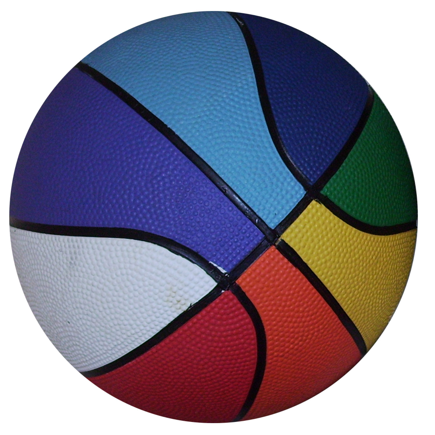 "Basketball ""Rainbow"" Gr.5"